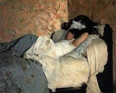 ZANDOMENEGHI, Federico - In Bed