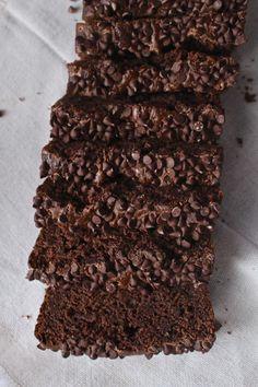 Chocolate Brownie Bread