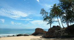 Setting/beach in hawii