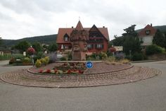 Voegtlinshoffen Elzas Alsace France