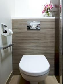 1000 images about home on pinterest interieur met and van - Decoratie voor toilet ...