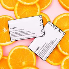 Do you know about the power of TimeWise® Vitamin C Activating Squares™? Mary Kay is the first to offer this skin care innovation! Order now 713-206-5858 Leticia www.marykay.com/Lvha