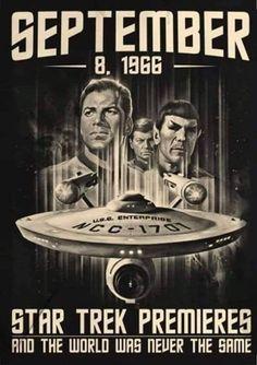 Happy Star Trek Day!!!