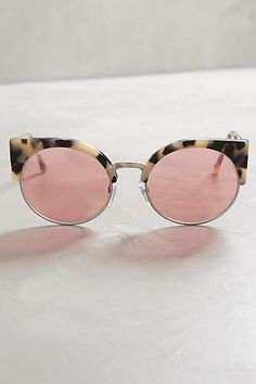 protect your eyes this spring with gorgeous oversized sunglasses, like these Retrosuperfuture shades from @anthropologie! check out my 5 favorite shades at jojotastic.com