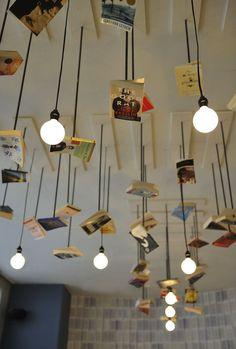 book lighting