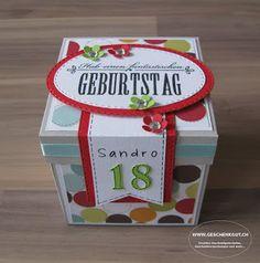 Uberraschungsbox Geldgeschenk Gutschein Hochzeit Wohnungseinrichtung
