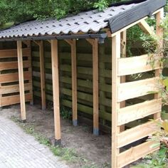 Douglas wood sheds - Garden and Fireplace - Douglas wood sheds – Garden and Fireplace - Firewood Shed, Firewood Storage, Log Shed, Garden Room Extensions, Wood Store, Backyard Sheds, Outdoor Projects, Outdoor Storage, Interior Design Living Room
