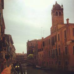 Beautiful sunny Cannaregio.
