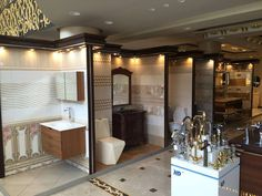 Our collections in this showroom in #AlbaytAlmalaki (Royal Home) in Makkah (Saudi Arabia)
