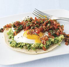 Huevos Rancheros Mexican #breakfast #recipe