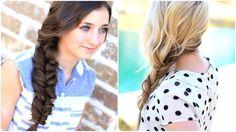 Cute Spring & Summer Hairstyles