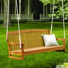 Oxford Garden Chadwick 5-Foot Wood Patio Swing