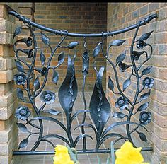 Floral Gates and Railings