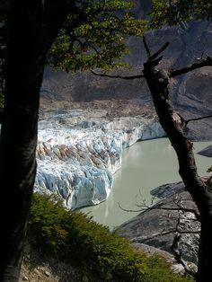 Glaciar Torre - Santa Cruz