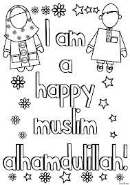 Coloriage Islam