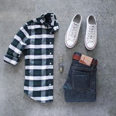 "113 Likes, 3 Comments - CAPSULE WARDROBE (@capsulewardrobemen) on Instagram: ""Check Again. Follow @capsulewardrobemen for more. . . . #mensfashion #outfitgrid #flatlay #vscogrid"""