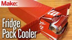 DIY Hacks & How To's: Soda Cooler
