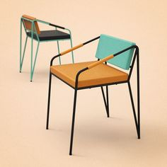 Ignacia chair by Sergio Martinez