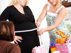 Juegos Baby Shower medir la pancita