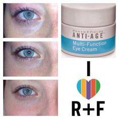 Rodan + Fields Multi-Function Eye Cream #antiaging #rodan+fields #NoMoreWrinkles