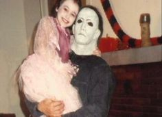 On the set of Halloween 5: The Revenge of Michael Myers (1989)
