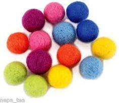 Holiday 160716: Christmas Decoration 2Cm 20Mm Pom Pom Nursary Woolen Felt Ball Craft Treat -> BUY IT NOW ONLY: $82.99 on eBay!