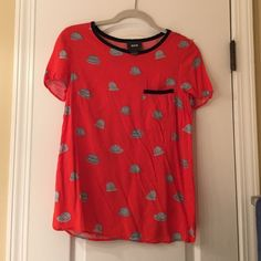 Anthropologie Blouse very light material, worn once or twice Maude Tops Blouses