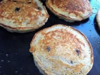 Recipe Apple & Blueberry Pancakes by arwen.thermomix - Recipe of category Main dishes - others