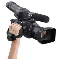 Sony NEX-FS700RH 4K/2K Super 35mm NXCAM Full-HD Super Slow Motion E-Mount Camcorder
