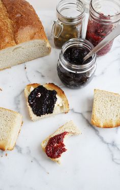 Easy Homemade Chia Seed Jam (via abeautifulmess.com)