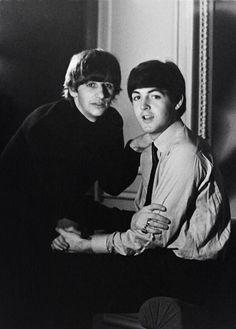 Ringo & Paul :)