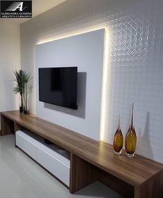 Apartment Living Room Design Furniture Small Spaces Ideas For 2019 Indian Living Rooms, Living Room Tv, Cozy Living, Small Living, Modern Living, Room Interior Design, Apartment Interior, Apartment Ideas, Apartment Living