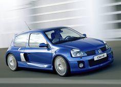 Renault Clio V6 24v