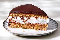 Space Cake Recipe on Food52, a recipe on Food52 Sweet Recipes, New Recipes, Cake Recipes, Favorite Recipes, Banana Pudding Pies, Banana Pie, Graham Cracker Cake, Graham Cracker Crumbs, Graham Crackers