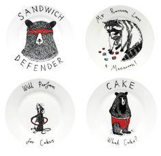 The Amazing Plates Of Jimbobart!