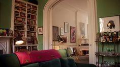 sarah jessica parker home via fashionsquad.com