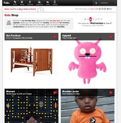 Going After Parents, Pet Owners, Foodies & More, Fab.com Launches Weekly Shops   TechCrunch