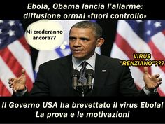 #OBAMA #TERRORIST #EBOLA