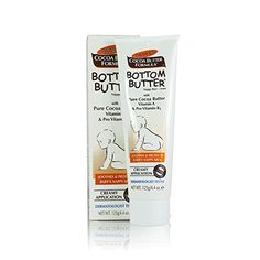 Palmers Cocoa Butter Bottom Butter 4.4oz (6 Pack)