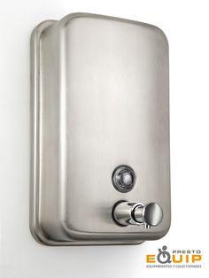 ¿Sabías que entre los accesorios de Prestoequip también tenemos jaboneras? http://www.prestoequip.com/catalogo?title=jabonera&field_collection_tid_i18n%5B%5D=55&field_certificates_value=All&field_water_save_value=All&c=es
