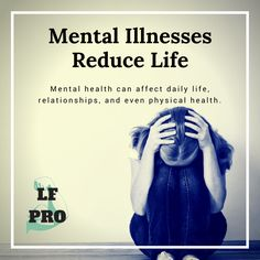 A mental illness is a condition that affects aperson's thinking, feeling or mood, Such conditions may affect someone's ability to relate to others and function each day.  Good mental healthhelps you enjoy life and cope with problems.  It offers a feeling of well-being and inner strength. #fitnessbenefits#mentalhealth#depression #health #mentalillness  #healthiereveryone #HealthierPeople