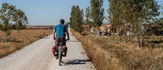 Bike Touring Across