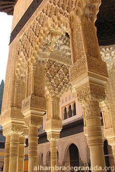 Patio of the Lions-- Granada