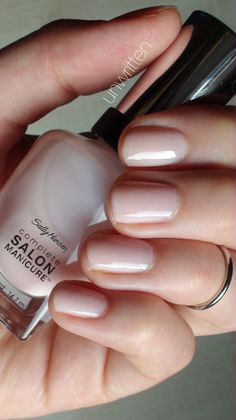 Sally Hansen Shell We Dance @Sally McWilliam Hansen