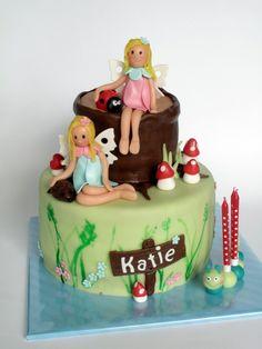 Elfentaart voor Katie 19/4/14 | MijnAlbum - Fotoalbum Gratis Online!