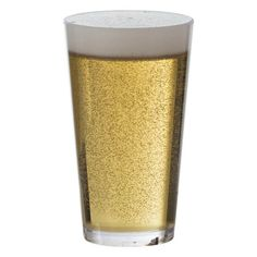 Beer Pint in Acrylic Glass (6,32 BRL) ❤ liked on Polyvore featuring home, kitchen & dining, drinkware, glass drinkware and acrylic drinkware