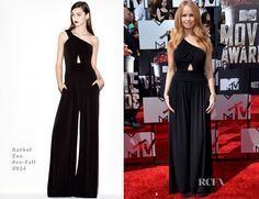 Debby Ryan In Rachel Zoe – MTV Movie Awards 2014
