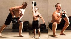 Do you want to get results in 6 weeks by using the Kettlebell exercises such as swings, or right on the machine. Kettlebell is a great workout equipment. Fitness Workouts, Kettlebell Workout Routines, Best Kettlebell Exercises, Kettlebell Weights, Leg Day Workouts, Kettlebell Training, Interval Training, Men's Health Fitness, Men Health