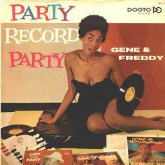 Gene & Freddy Record Party Record