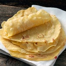 Gluten-Free Tortillas – make your own; SO much better than store-bought!